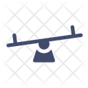 Seesaw Baby Kids Icon
