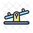 Seesaw Icon