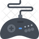 Sega Gamepad Icon Vector Icon