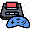 Sega Games Video Icon