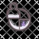 Segment Customer Segmentation Icon