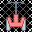Segway Vehicle Icon