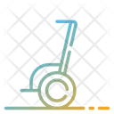 Segway Electric Scooter Hoverbike Icon