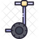 Segway Electric Transport Icon