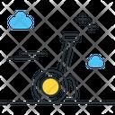 Segway Electronic Bike Scooter Icon