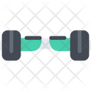 Segway Electric Scooter Icon
