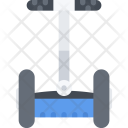 Segway Delivery Shipping Icon