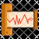 Seismic Data Icon