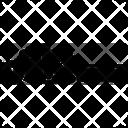 Seizures Convulsion Floor Icon
