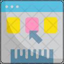 Select Color Graphic Icon