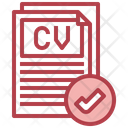 Select Employee Selected Employee Approved Icon