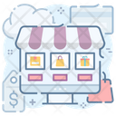Select Item Select Order Online Order Icon