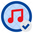 Select Music Melody Music Icon