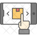Online Product Products Icon