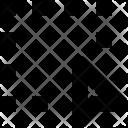 Select Rectangle Square Icon