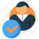 Selected Candidate Icon