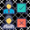 Selected Employee Icon