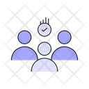 Business Company Meeting Icon