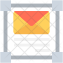 Selection Envelop Letter Icon