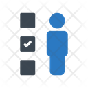 Selection Hiring Recruitment Icon
