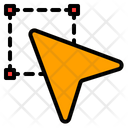 Selection Arrow Choice Icon