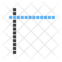 Selection Grid Lines Icon