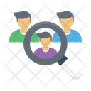 Hiring Selection Recruitment Icon