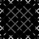 Selection Rectangular Rectangle Shape Icon
