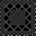 Selection Box Square Icon