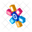Selection Colors Cartridge Icon