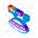 Lens Color Selection Icon