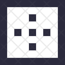 Selection Square Photoshop Icon
