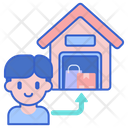 Self Collection Self Collect Collection Icon