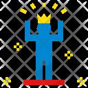 Self-Confident Icon
