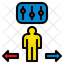 Self-Directed control Icon