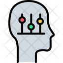 Brainstorming Mind Control Psychology Icon