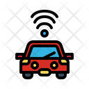 Self-driving car Icon