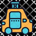 Self driving car Icon
