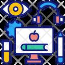 Self Education Education Elearning Icon