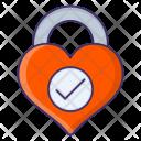 Self Esteem Lock Icon