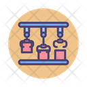 Self Reproduction Assembly Production Icon