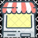 Self Service Terminal Untact Marketing Untact Icon