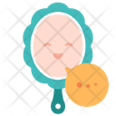Mirror Talking Yourself Icon