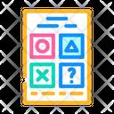 Self Testing Test Test Paper Icon