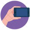 Selfie Smartphone Gadget Icon