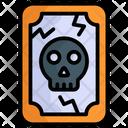 Selfie Halloween Scary Icon