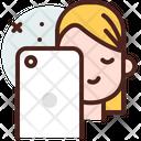 Selfie Shot Icon