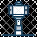 Selfie Stick Monopod Unipod Icon