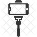 Selfie Stick Mobile Icon