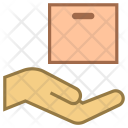 Sell Box Parcel Icon